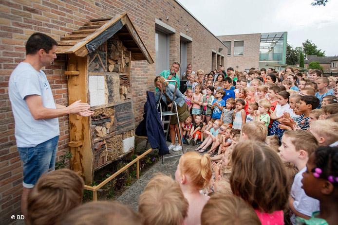 Duurzaamheidstrofee scholen DEC-Oisterwijk